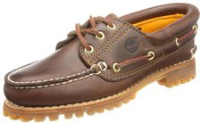 Timberland Noreen Classic 3-Eye Boat Shoe - Brown 51304
