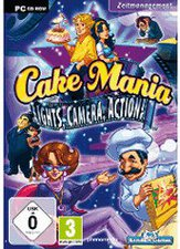 Cake Mania: Lights, Camera, Action (PC)