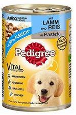Pedigree Junior Lamm & Reis (400 g)