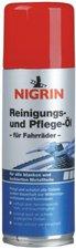 Nigrin Reinigungs- und Pflegeöl (200 ml)