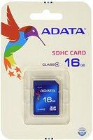 A-Data SDHC Card 16 GB Class 4