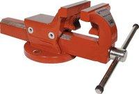 Promat Parallel-Schraubstock mit Rohrspannbacken 160 mm (830273)