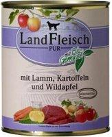 Dr. Alder's Landfleisch Pur Lamm & Kartoffeln & Wildapfel (800 g)