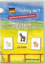 Mildenberger ...richtig so! 1 - Spielend Vokabeln lernen (Win) (DE)