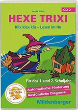 Mildenberger Hexe Trixi - Klix klax klu - Lesen im Nu (Win) (DE)