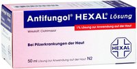 Hexal Antifungol Loesung (50 ml)