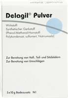 Dermapharm Delagil Pulver (5 x 10 g)