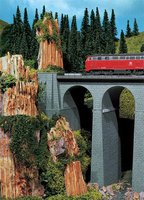 Faller Brückenkopfgarnitur (222594)