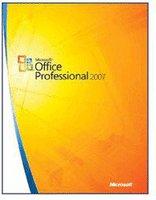 Microsoft Office 2007 Professional MLK/OEM (DE)