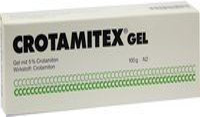 gepepharm Gmbh Crotamitex Gel (100 g)