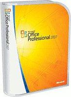 Microsoft Office 2007 Professional MLK/OEM (EN)