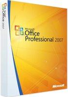 Microsoft Office 2007 Professional MLK/OEM V2 (DE)