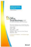 Microsoft Office 2007 Small Business Edition V2 MLK/OEM (DE)