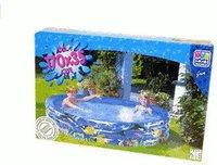 Happy People Pool Ocean (77743)