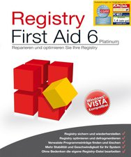 Rose City Software Registry First Aid 6 Platinum (Win) (DE)