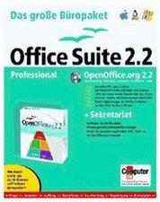 Koch Media Open Office Professional Suite 2.2 (Win) (DE)
