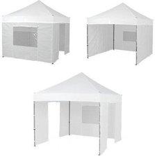 Tentastic Faltpavillon Seitenwände 2,3x2,3 m