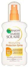 Garnier Ambre Solaire Delial Moisturising Protection Spray 15 (200 ml)