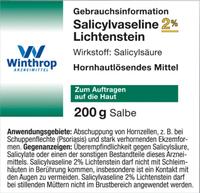 Winthrop Salicylsaeurevaseline Lichtenstein 2% (200 g) (PZN: 03757293)