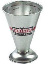 Kaiser Patisserie Metall-Messbecher 0,5 Ltr.