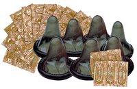 Secura Black Power Kondome (50 Stk.)