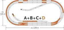 Roco geoLINE Gleisset D (61103)