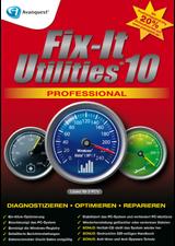 Avanquest Fix-It Utilities 10 Professional (Win) (DE)