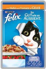 Felix So gut wie es aussieht Huhn & Tomate (100 g)