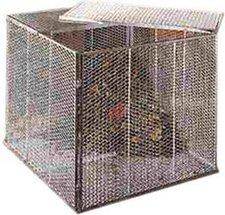 Brista Silo Komposter-Deckel 100x100 cm