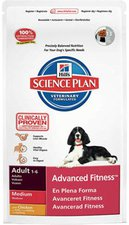 Hills Plan Advanced Fitness Adult Huhn (3 kg)