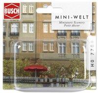 Busch Mini-Welt: Marktstand Blumen (7709)