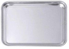 Contacto Tablett aus Edelstahl 22 x 17 cm (51/220)