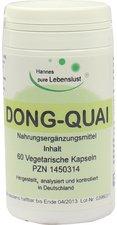 G&M Naturwaren Dong Quai 500 mg Kapseln (60 Stk.)
