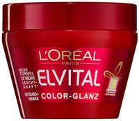 Loreal Paris Elvital Color-Glanz Kur (300 ml)