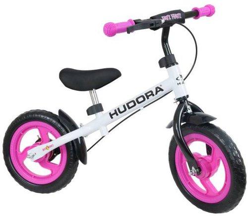 Hudora Ratzfratz pink-weiß