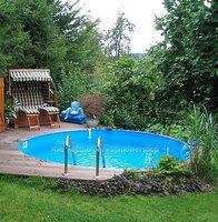 Future Pool Rundpool Fun 550x150cm