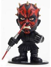 Joy Toy Star Wars Darth Maul Wackelkopf Figur Displaybox