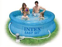 Intex Pools Easy-Set Clearview Pool 54910