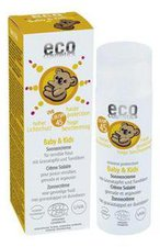 Eco Cosmetics Baby Sonnencreme LSF 45