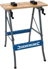 Silverline Tools Klappbare Werkbank TB01 (4694887777771 )