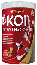Tropical Koi Growth&Colour Pellet s (mini) (1 Liter)