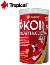 Tropical Koi Growth&Colour Pellet s (mini) (3 Liter)