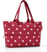 Reisenthel Shopper e¹ ruby dots