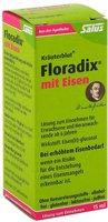 Duopharm Floradix Mit Eisen flüssig (15 ml)