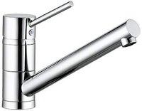 Kludi Scope Spültisch-Einhandmischer (Chrom, Niederdruck, 339399675)