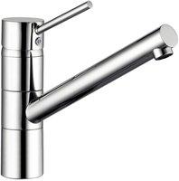 Kludi Scope XL Spültisch-Einhandmischer (Edelstahl, Hochdruck, 339309675)