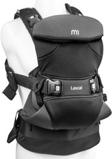 Lascal M1 Carrier schwarz
