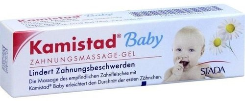 STADA Kamistad Baby Gel (10 ml)