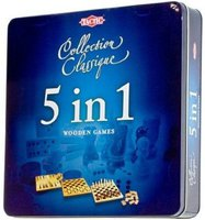Tactic Games Collection Classique 5 in 1