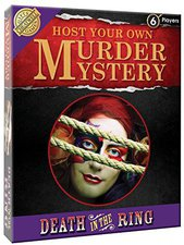 Cheatwell Games Murder Mystery Evening - Death in the Ring (englisch)